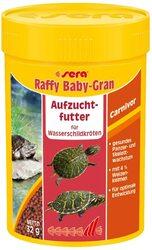Alimento pra crías de tortuga de agua - Sera Raffy Baby